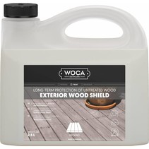 Exterior Wood Shield (the only colorless exterior finish) NEW