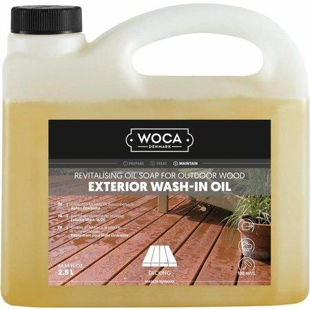 Woca Aceite de lavado exterior