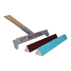 Tisa-Line Triangle base with fiber cloth for Multi Glipper