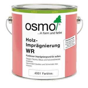 Osmo WR 4001 Wood impregnation (Anti Rot)
