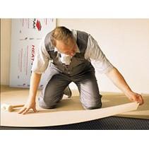 Jumpax Basic 7mm ondervloer voor PVC,Linoleum,Kurk etc