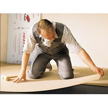 Jumpax Basic 7mm underlay for PVC, Linoleum, Cork etc