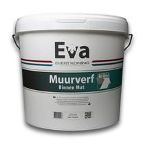 EVA Re-used Pintura de pared para interior 10 Ltr