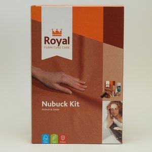 Oranje Kit de nubuck