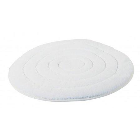 Osmo Disco de microfibra (Pad) Blanco