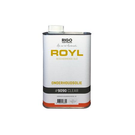 Rigostep Royl Onderhoudsolie 9090 Naturel 1 Ltr
