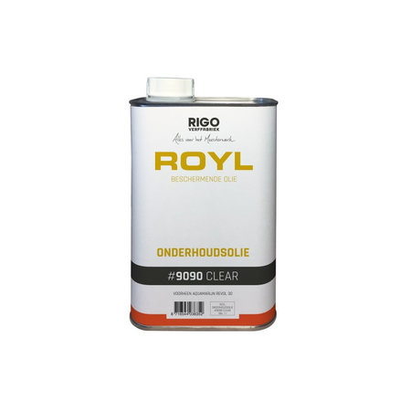 RigoStep (Royl) Royl Maintenance Oil 9090 Natural 1 Ltr
