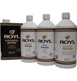 RigoStep (Royl) Aceite de mantenimiento Royl 2k Natural 4580