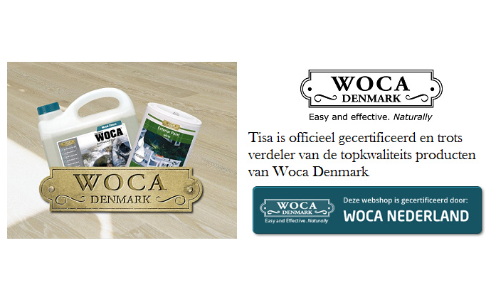 Wij zijn exclusief Woca Dealer met alles voor Terras vloer en meubel