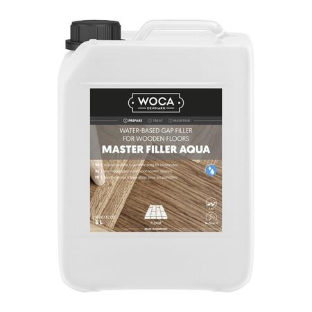 Woca Master Filler Aqua 5 litres