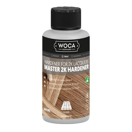 Woca Master Invisible 2K Lacquer 5 liters (incl harder)