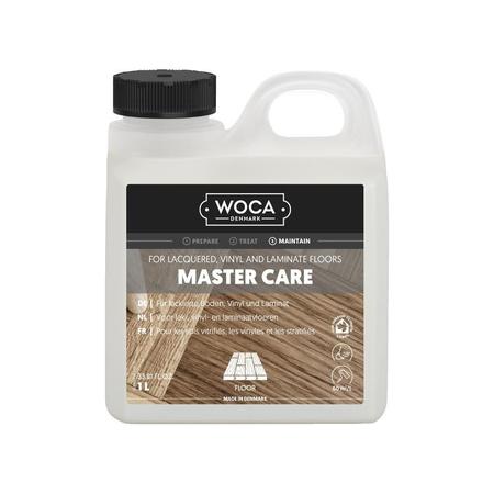 Woca Master Care Ultramat (nivel de brillo 3-5) contenido 1 litro