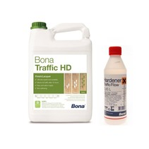 Traffic HD 2K Lak 4,95 Ltr (incl harder) (klik hier voor type)