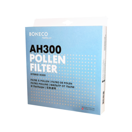 Boneco Pollen Filter (for H300 and 400) Type: AH301