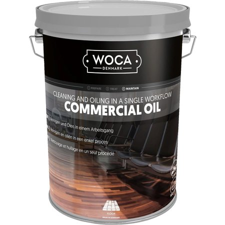 Woca Commercial Oil Natural 5 Liter