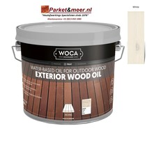 Exterior Oil WHITE (click to choose content)