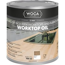 Worktop oil (Natural, White, Gray or Black - click here)