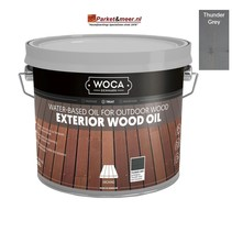 Exterior Oil THUNDER GRAY (click to choose content)