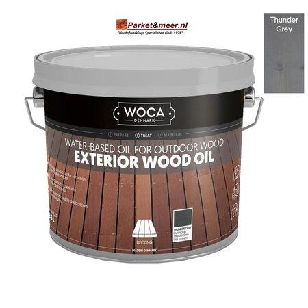 Woca Exterior Oil THUNDER GRAY