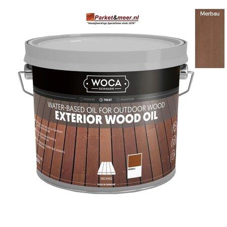 Woca Exterior Oil MERBAU