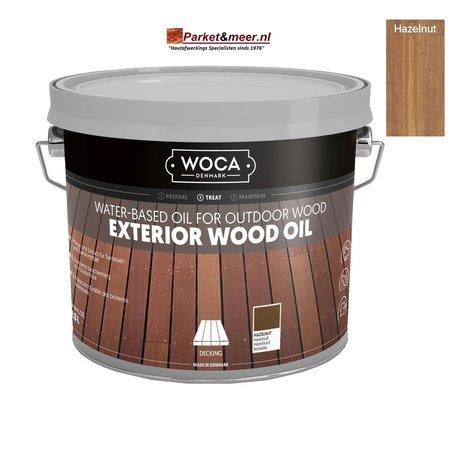 Woca Exterior Oil HAZELNUT