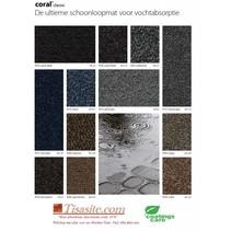 Coral Classic tapis de nettoyage