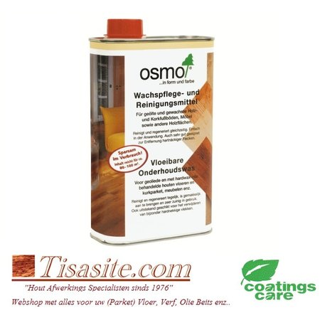 Osmo Maintenance wax Colorless 3029 Content 1 Ltr