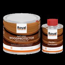 Natural Wood Protector 2K (500ml incl harder)