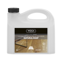 Natural soap EXTRA WHITE (content 2.5 ltr)
