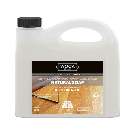 Woca Nature Soap WHITE ACTION click here ..