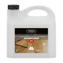 Natural soap BLACK (content 2.5 ltr)