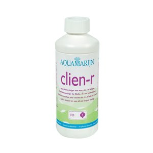 Aquamarijn CLIEN-R (Hygienic cleaner) ACTION