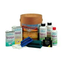 EASY CARE Set de mantenimiento de aceite Blanco ACCIÓN