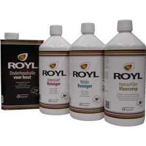 RigoStep Royl Onderhoudsolie WIT 1 Ltr