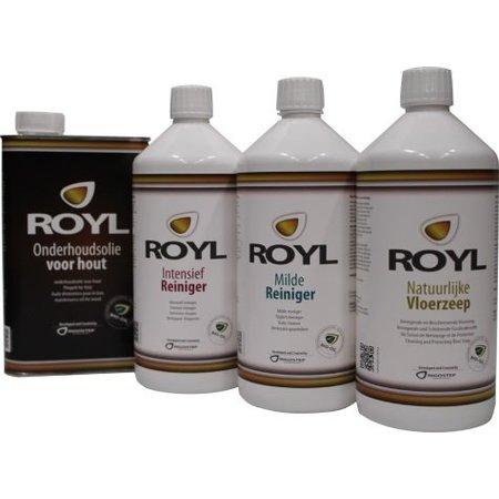 RigoStep (Royl) Royl Onderhoudsolie 9091 WIT 1 Ltr