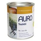 Auro 102 Tuinmeubelolie 0,75 ltr (klik hier voor kleuren)