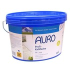 Auro 344 Professional Lime Paint on Color