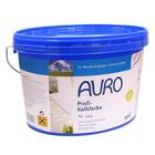 Auro 344 Professionele Kalkverf WIT (klik hier voor de inhoud)