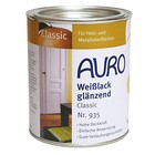 Auro 935 Gloss lacquer WHITE