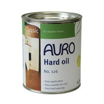 126 Hard Oil Classic (floor impregnation varnish) (click here for the content)