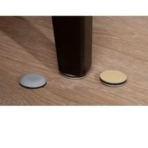 Planeador de fieltro de teflón (protección para muebles, etc.) (haga clic para ver los tamaños)