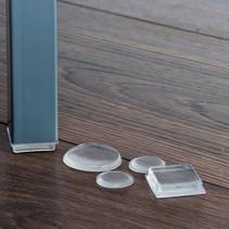 Anti Slip Pads Vierkant 25x25mm (rubber)