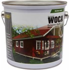 Woca Exterior Paint (click here for color and content)