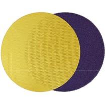 Disco de lijado de agujeros múltiples 150 mm (juego de 10 piezas)