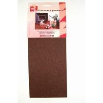 Muebles de fieltro marrón 155x300x3mm