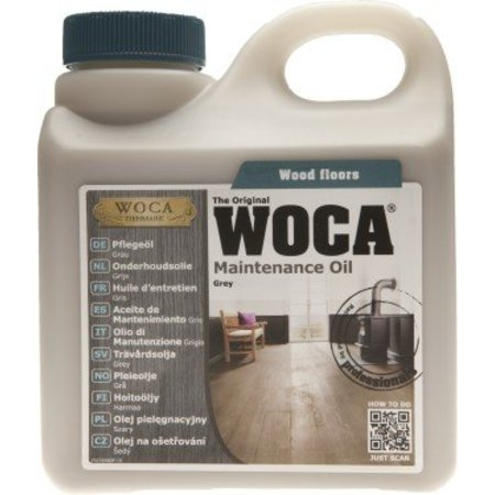 Woca Maintenance oil GRAY 1 liter NEW!