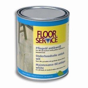Floorservice Color Maintenance Oil ANTIQUE WHITE 1 Ltr