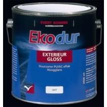 Ekodur Exterieur Gloss WIT (klik hier voor de inhoud)