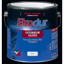 Ekodur Exterior Gloss WHITE (click here for the content)