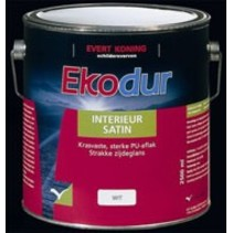 Ekodur Interior Satin Other Colors (click here for content)